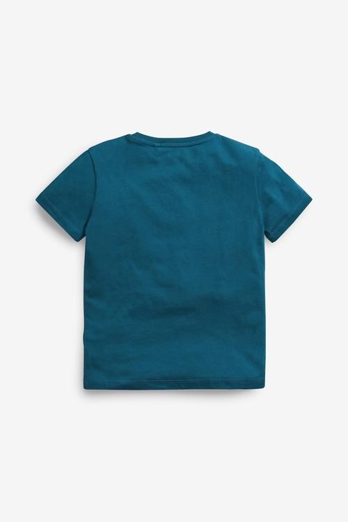 Next Heritage Graphic T-Shirt (3-16yrs)