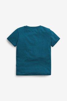 Next Heritage Graphic T-Shirt (3-16yrs) - 289713