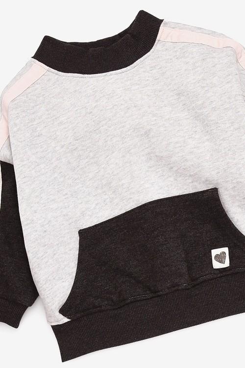 Next Colourblock Sweatshirt (3mths-7yrs)