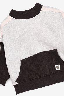 Next Colourblock Sweatshirt (3mths-7yrs) - 289716