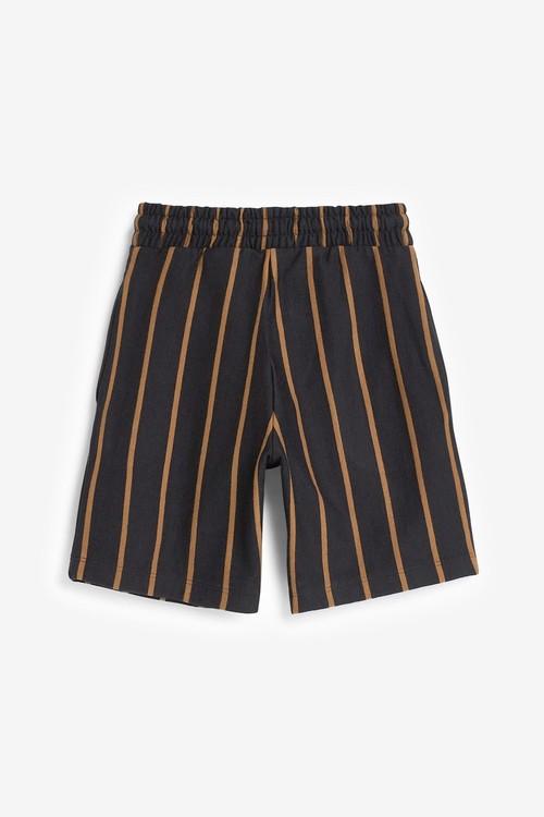 Next Vertical Stripe T-Shirt and Short Set (3-16yrs)