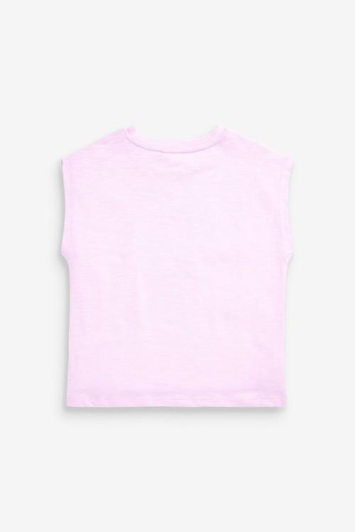 Next Slogan Motif T-Shirt (3-16yrs)