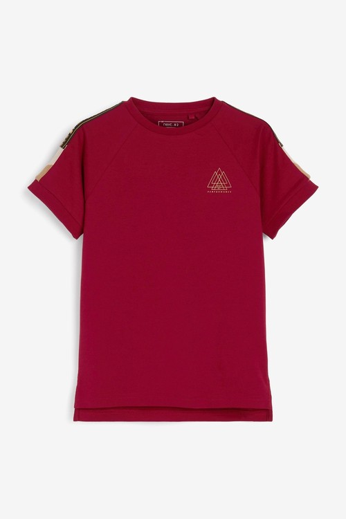 Next Taped T-Shirt (3-16yrs)