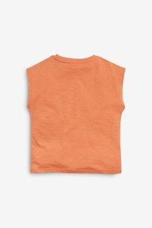 Next Slogan Sign Off T-Shirt (3-16yrs) - 289756