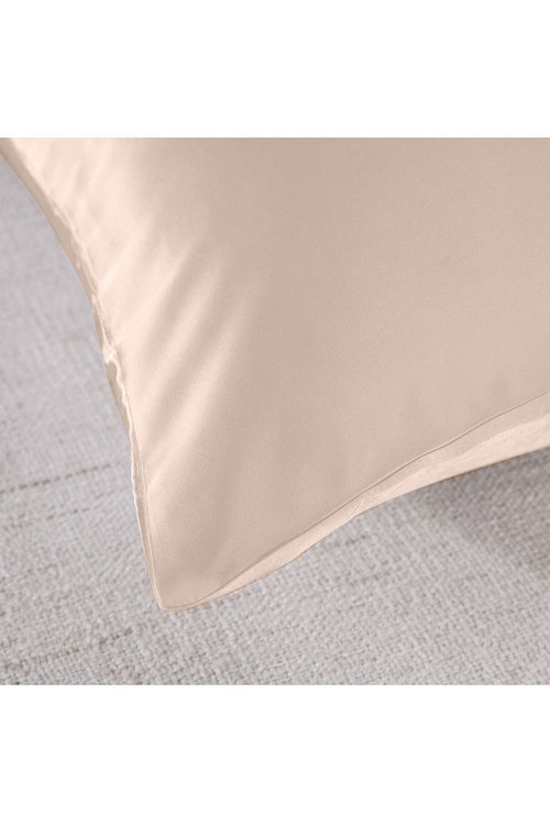 Royal Comfort Pink Pure Silk Pillow Case