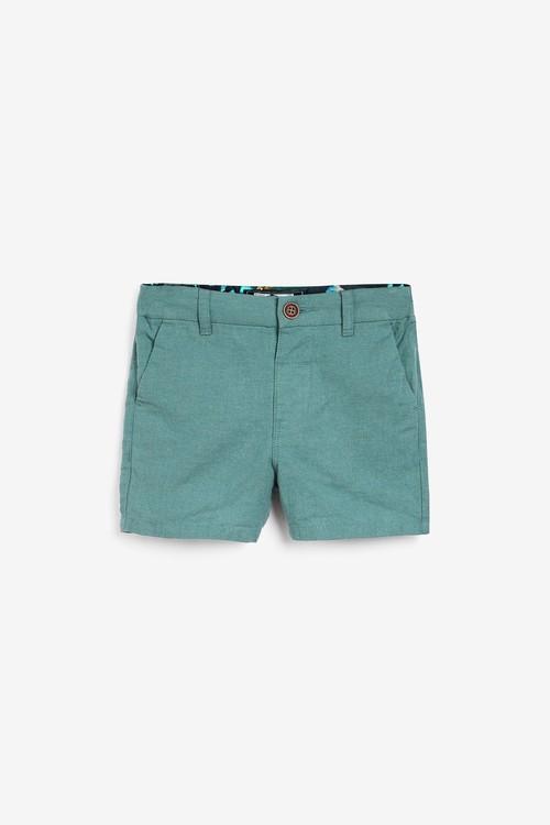 Next Shirt And Shorts Set (3mths-7yrs)