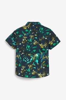 Next Shirt And Shorts Set (3mths-7yrs) - 290211