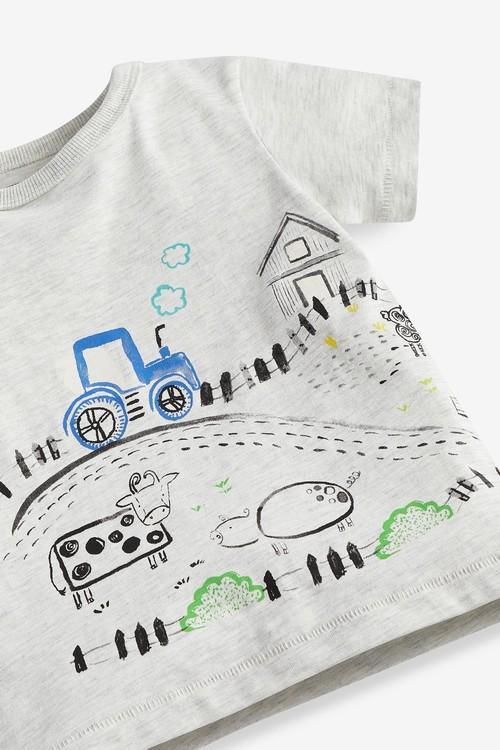 Next Farm Scene T-Shirt (3mths-7yrs)