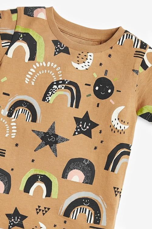 Next Rainbow T-Shirt (3mths-7yrs)