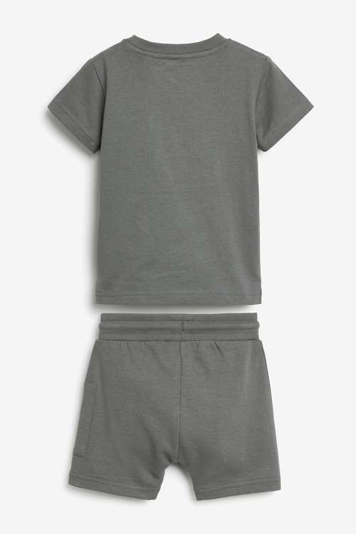 Next T-Shirt And Shorts Set (3mths-7yrs)