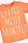 Next Little Messy Monster T-Shirt (3mths-7yrs)