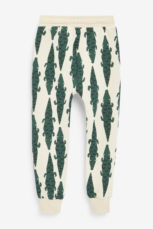 Next Crocodile Print Joggers (3mths-7yrs)