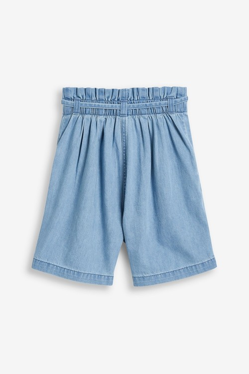 Next Paperbag Floaty Shorts (3-16yrs)