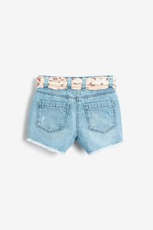 Next Belted Shorts (3-16yrs) - 290406