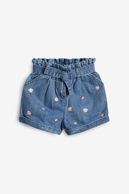 Next Sequin Embellished Shorts With Headband (3-16yrs)
