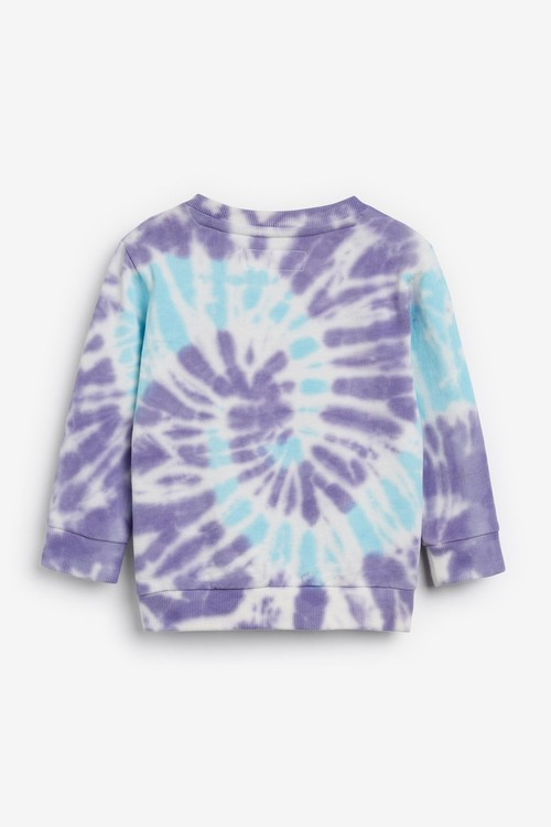 Next Tie Dye (3mths-7yrs)-Shorts