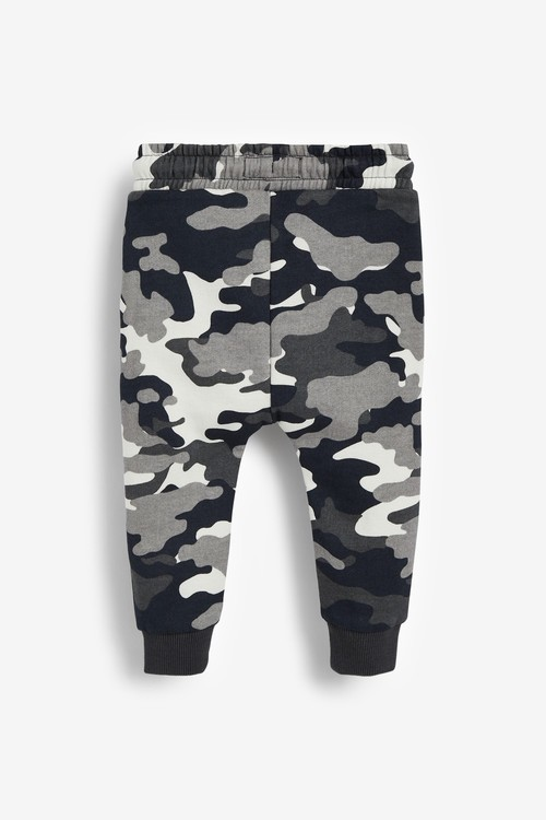 Next Soft Touch Jersey (3mths-7yrs)-Shorts