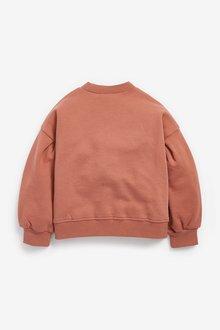 Next Slogan Sweatshirt (3-16yrs) - 290466