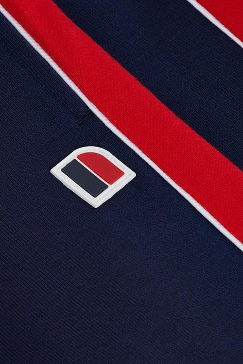 Next Colourblock Jersey (3mths-7yrs)-Zip Through