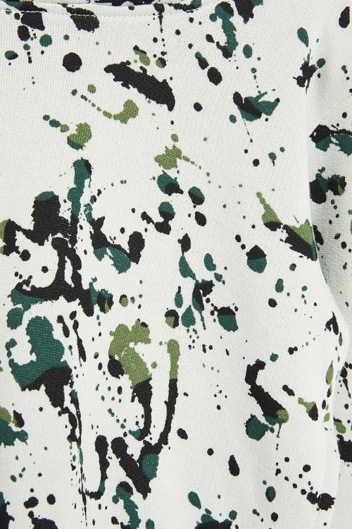 Next Green Splat Print (3mths-7yrs)