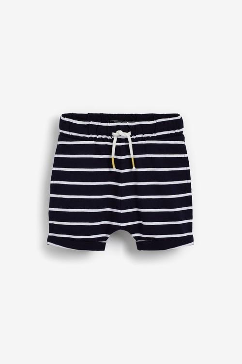 Next 3 Pack Lightweight Jersey Shorts (3mths-7yrs)