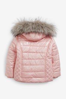 Next Short Padded Coat (3-16yrs) - 290501