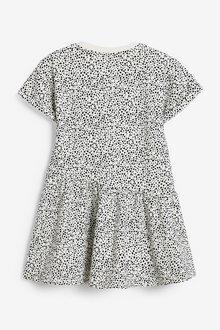 Next Slogan Sweat Dress (3-16yrs) - 290509
