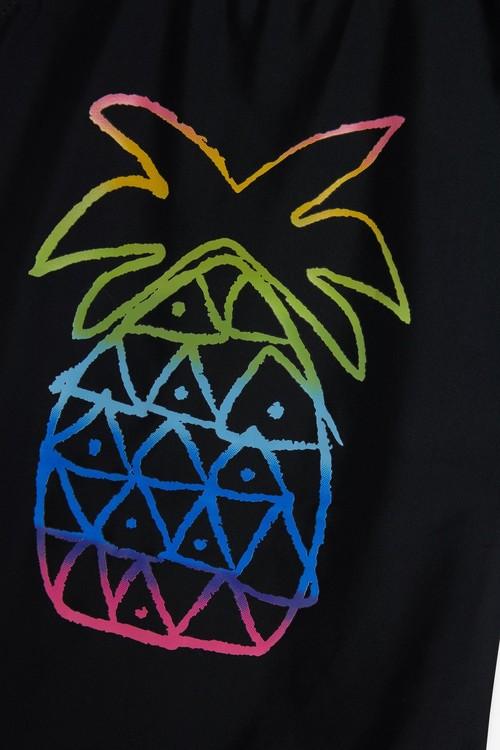 Next Pineapple Macrame Swimsuit (3-16yrs)