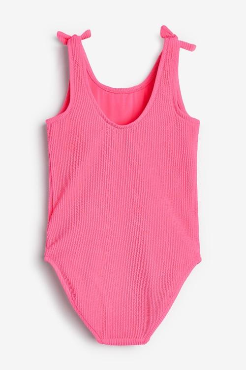Next Textured Swimsuit (3-16yrs)