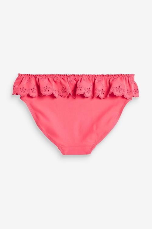 Next Broderie Bikini (3-16yrs)
