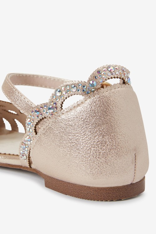 Next Heatseal Scalloped Shoes (Older)