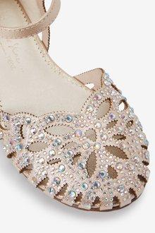 Next Heatseal Scalloped Shoes (Older) - 290679