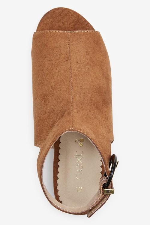 Next Peep Toe Wedge Sandals (Older)