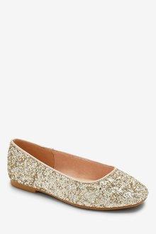 Next Ballet Shoes (Older) - 290683