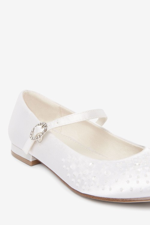 Next Beaded Occasion Mary Jane Shoes (Older)
