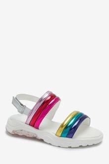 Next Strappy Sandals (Older) - 290716