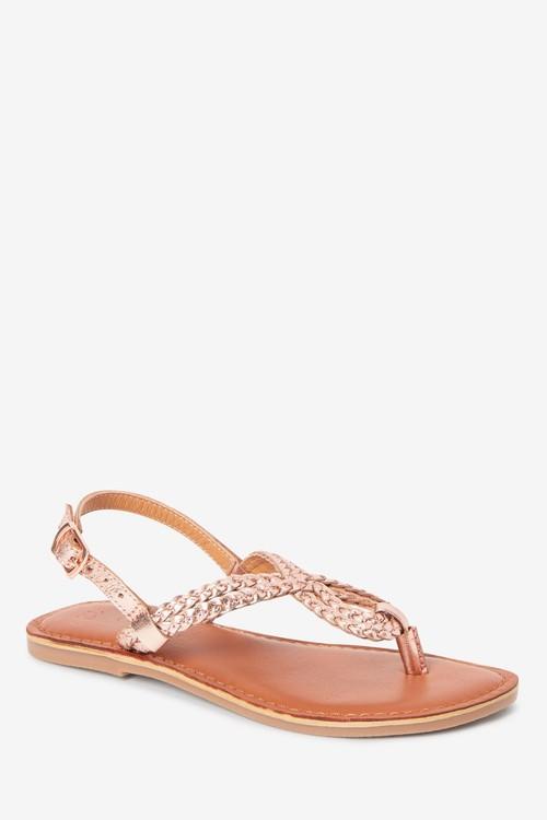 Next Toe Rope Sandals (Older)