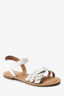 Next Plaited Sandals (Older) - 290738