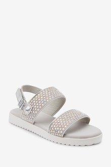 Next Sparkle Sandals (Older) - 290739