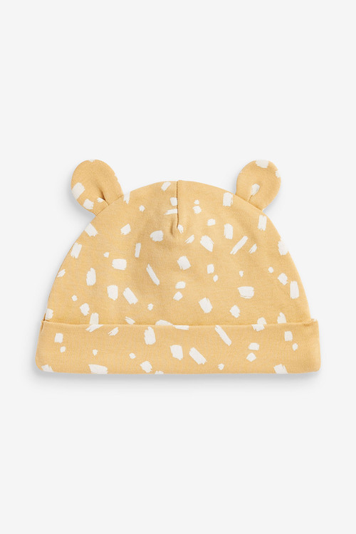Next 2 Pack Beanie Hats (0-18mths)