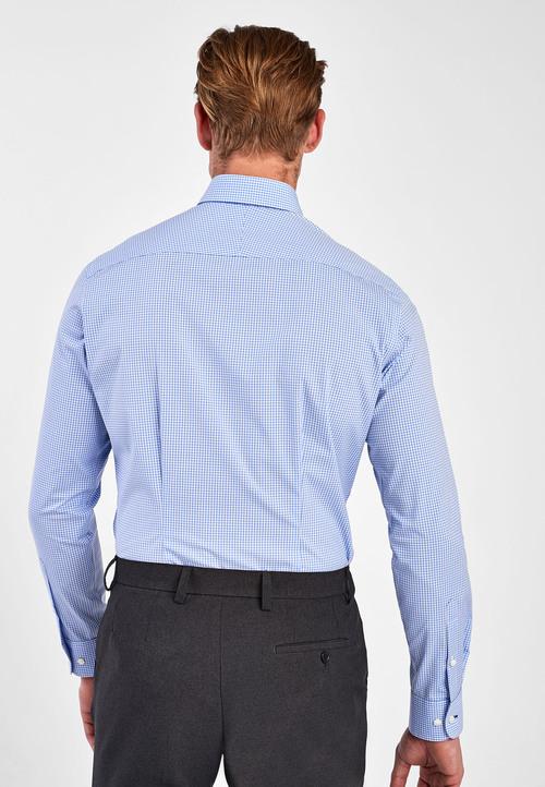 Next Non-Iron Egyptian Cotton Stretch Signature Shirt