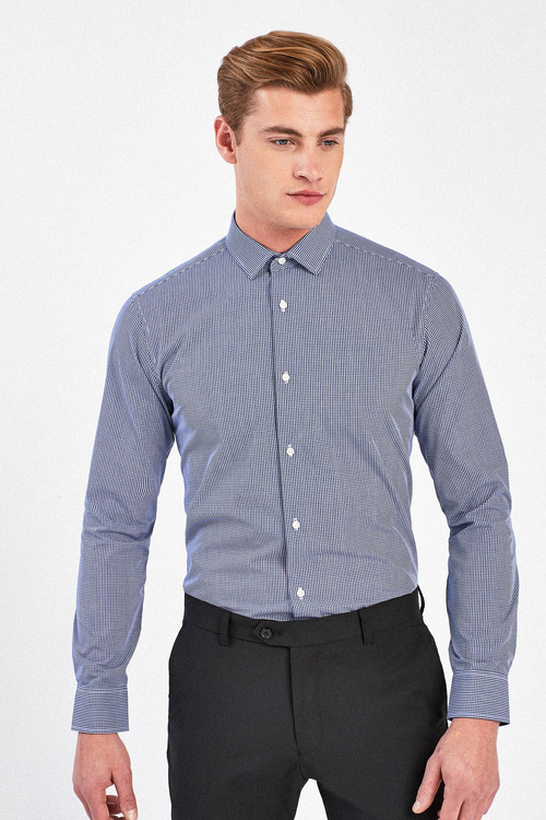 Next Gingham Check Shirt