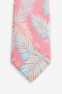 Next Palm Tree Tie - 290821