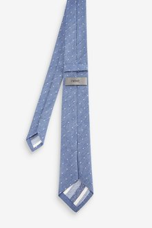 Next Chambray Tie - 290822