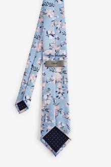 Next Floral Tie - 290823