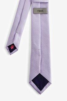 Next Tie, Pocket Square And Tie Clip Set - 290841