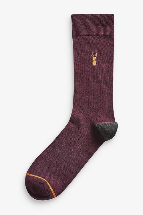 Next Tipped Socks Five Pack