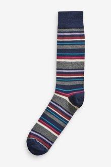 Next Signature Socks Four Pack - 290879