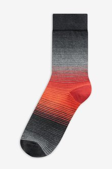 Next Stripe Socks Five Pack - 290883