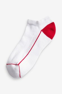 Next Cushioned Trainer Socks Five Pack - 290893